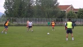 Podmladak FK Radnicki Pirot Trening