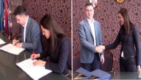 Potpisivanje ugovora 22.03.2017